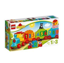 Konstruktorius LEGO Duplo, Skaičių traukinys, 10847