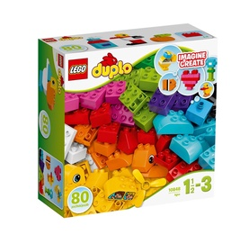Konstruktorius LEGO Duplo, Mano pirmosios kaladėlės 10848