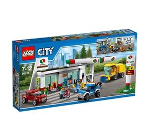 Konstruktorius LEGO City, Aptarnavimo stotis 60132