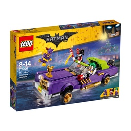 Konstruktorius LEGO Batman Movie, 70906