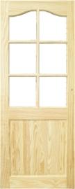 Durvju vērtne Classic 810x2030mm, priede