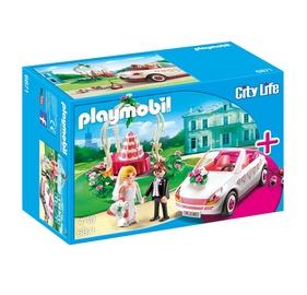 Konstruktors Playmobil, kāzu svinības