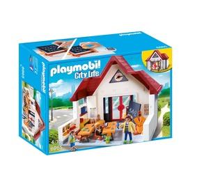 Konstruktors Playmobil 6865, skola