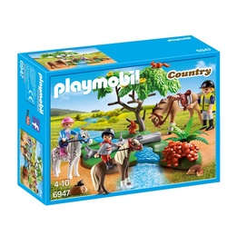 Konstruktors Playmobil 6947, Country horseback  ride