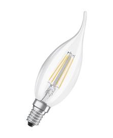 Spuldze Osram LED, 4W, svecītes forma