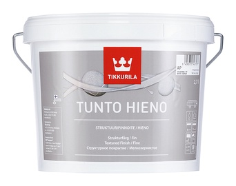 Krāsa strukt. veidošanai Tikkurila Tunto Hieno C 2,7l