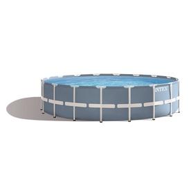 Karkasinis baseinas Intex Prism frame, 549 x 122 cm, su priedais