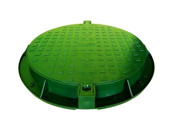 Kaevukaas  A15, 780 mm, roheline