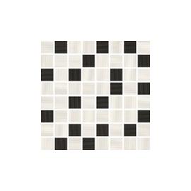 FLIZES DECORS VERNO MOSAIC BLACK-WHITE 2