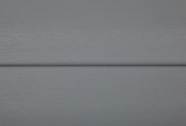 Plastikinės horizontalios lauko dailylentės Vox, 3850 mm x 250 mm