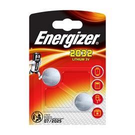 Elementas Energizer, CR2032