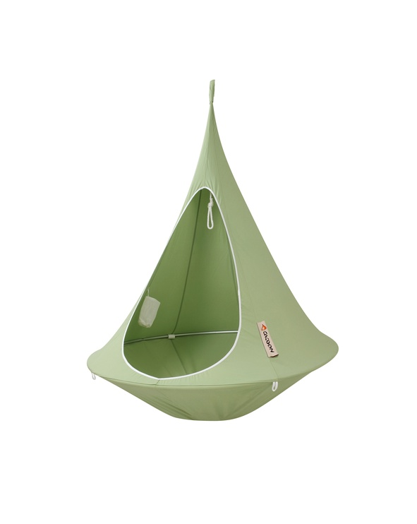 Võrkkiik Cacoon Single SG2, roheline