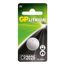 LITIJA BATERIJA GP CR2025 3V
