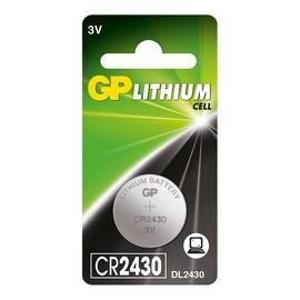 LITIJA BATERIJA GP CR2430 3V
