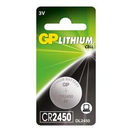 Litija baterija GP CR2450 3V