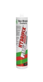 Balti hermetiniai klijai Ben Braven ZW Hybrifix, 290 ml