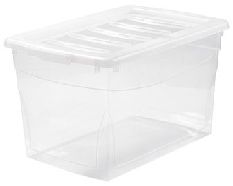Kast Omni Box M, läbipaistev