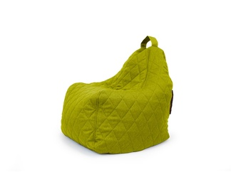 "SĖDMAIŠIS ""PLAY QUILTED NORDIC LIME"""