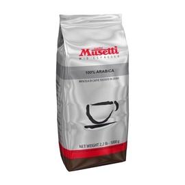 Kavos pupelės Musetti 100 % arabika, 1000 g