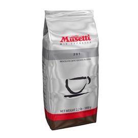 Kavos pupelės Musetti Miscela 201, 1000 g