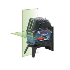 Ristjoonlaser Bosch GCL 2-15 G+RM1 Green
