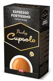 Kavos kapsulės Paulig Espresso Fortissimo Cupsolo