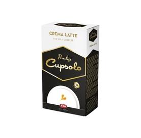 Kavos kapsulės Paulig Crema Latte Cupsolo, 16vnt.