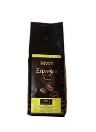 Kavos pupelės Espresso Crema, 1 kg