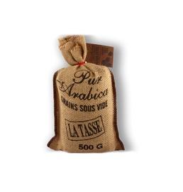 Kavos pupelės Pur Arabica, 500 g