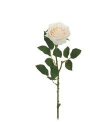 MĀKSLĪGO ZIEDU ROSE WHITE 65CM 80-288134