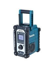 Akumuliatorinis radijas Makita DMR107, 18 V