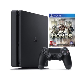 "ŽAIDIMŲ KOMPIUTERIS ""PLAYSTATION 4 SLIM 1 TB"" + ""FOR HONOR"" (SONY)"