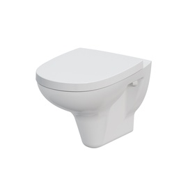 Tualetes pods WC Cersanit Arteco Wall Hung, ar Soft Close vāku