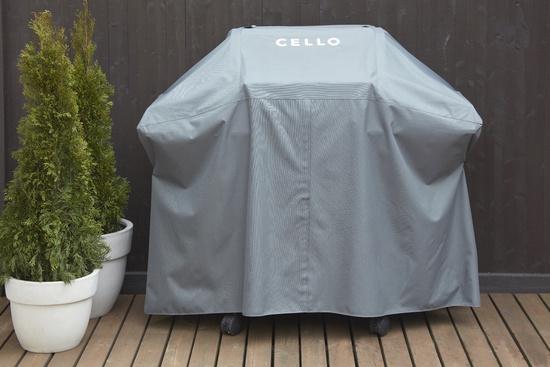 Grillikate Cello, 140 x 64 x 80 cm