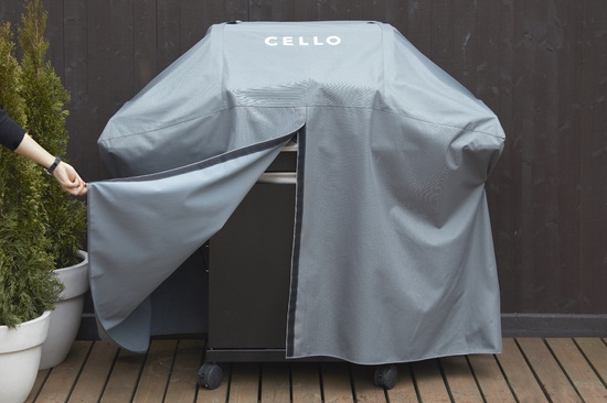 Grillikate Cello, 160 x 64 x 80 cm