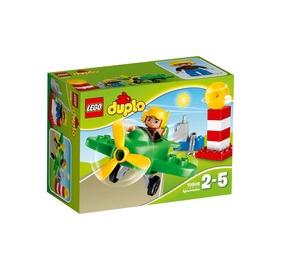 Konstruktorius LEGO Duplo, Mažas lėktuvas 10808