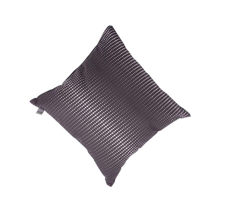 Krēsla paliktnis Aola Grey Dots
