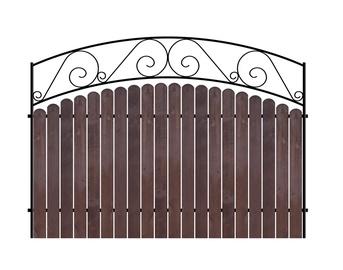 "Dekoratyvinės tvoros segmentas ""MODENA"", 1450 x 2000 mm"