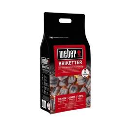 Grillbrikett Weber, 4 kg