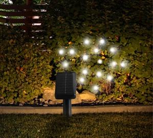 Solar valgusti String 50X LED 1XAA ESL-43