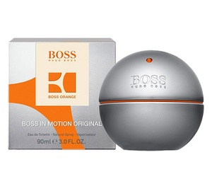 Tualetinis vanduo Hugo Boss Boss in Motion EDT 90ml, vyrams