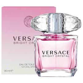 Tualetinis vanduo Versace Bright Crystal EDT 90ml, moterims
