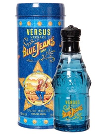 Tualetinis vanduo Versace Jeans Blue EDT 75ml, vyrams