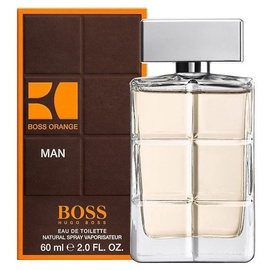 Tualetinis vanduo Hugo Boss Orange Man EDT 100ml, vyrams