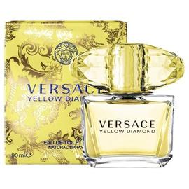 Tualetinis vanduo Versace Yellow Diamond EDT 90ml, moterims