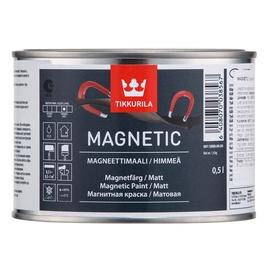 """Specialūs magnetiniai dažai """"Tikkurila"""" Magnetic 0,5 l"""