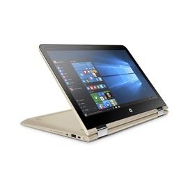 NEŠIOJAMAS KOMPIUTERIS HP PAVILION x360 i3-7100 SSD W10 GOLD
