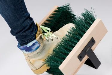 Batų valytuvas  29x29x33,5 cm