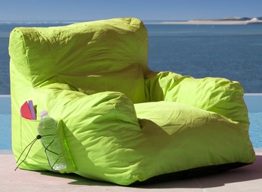 KRĒSLS GREEN SOFA 6109-XL GREEN