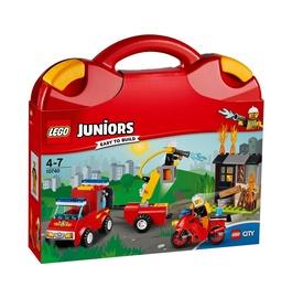 KONSTR LEGO JUNIORS GAISR RINK 10740